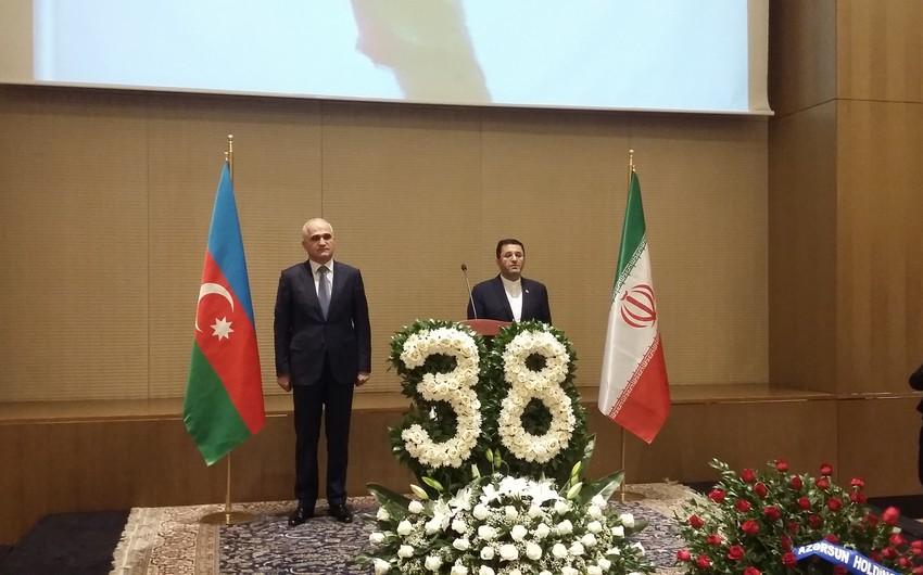 Посол Ирана: Вижу перспективы для еще большего укрепления отношений между Ираном и Азербайджаном