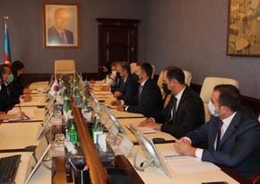 Azərbaycan Cənubi Koreya ilə maliyyə nəzarətinin gücləndirilməsini müzakirə edib