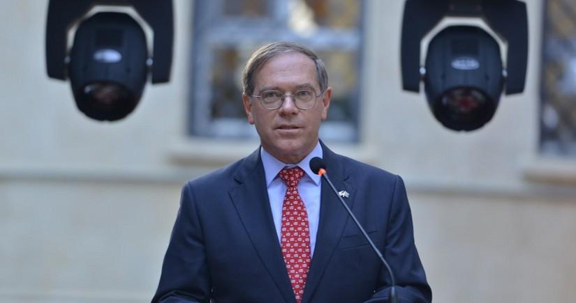 Посол: США поддерживают открытие коммуникаций на Южном Кавказе