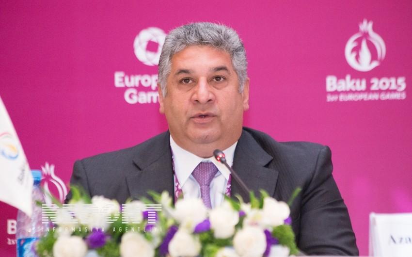 Azad Rahimov: Network carried out a smear campaign against I European Games failed