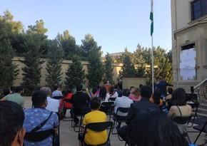 Indian Embassy in Baku celebrates Hindi Day