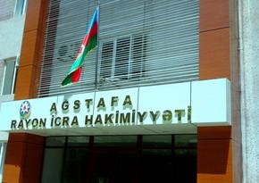 Уволен первый замглавы ИВ Агстафинского района