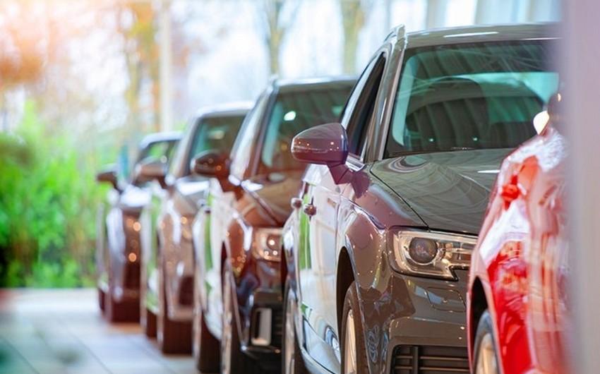 Azərbaycana avtomobil idxalı 2 dəfədən çox artdı