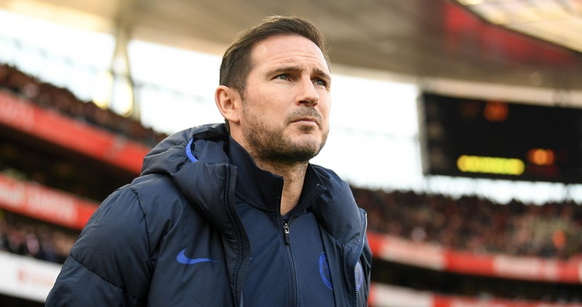 Frank Lampard sacked by Chelsea