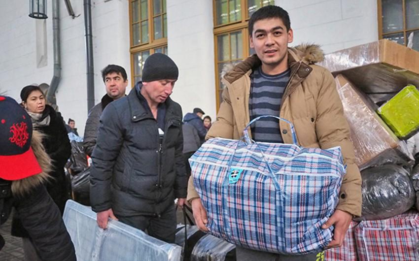 Rusiya DİN-də miqrantların ölkədən çıxarılması üçün maliyyə vəsaiti çatmır