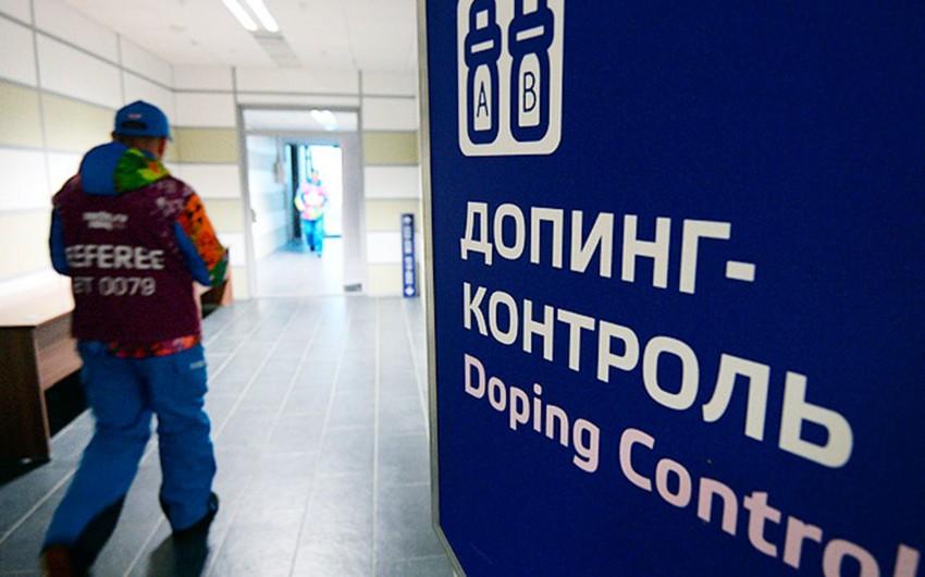 Rusiyalı ağır atlet yarışlardan diskvalifikasiya olunub