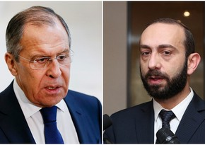 Meeting of Russian, Armenian FMs underway in Moscow