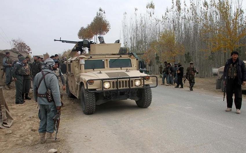 """Əfqanıstanda 135 """"talibançı"""" öldürülüb"""