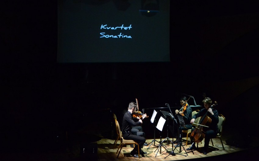 Muğam Mərkəzində Qara Qarayevin 100 illik yubileyinə həsr olunmuş konsert keçirilib