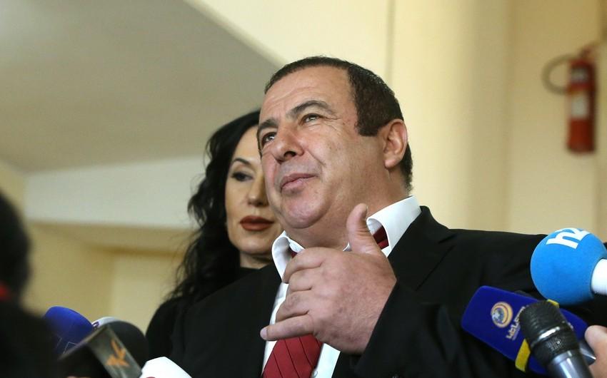 Erməni deputat:  -
