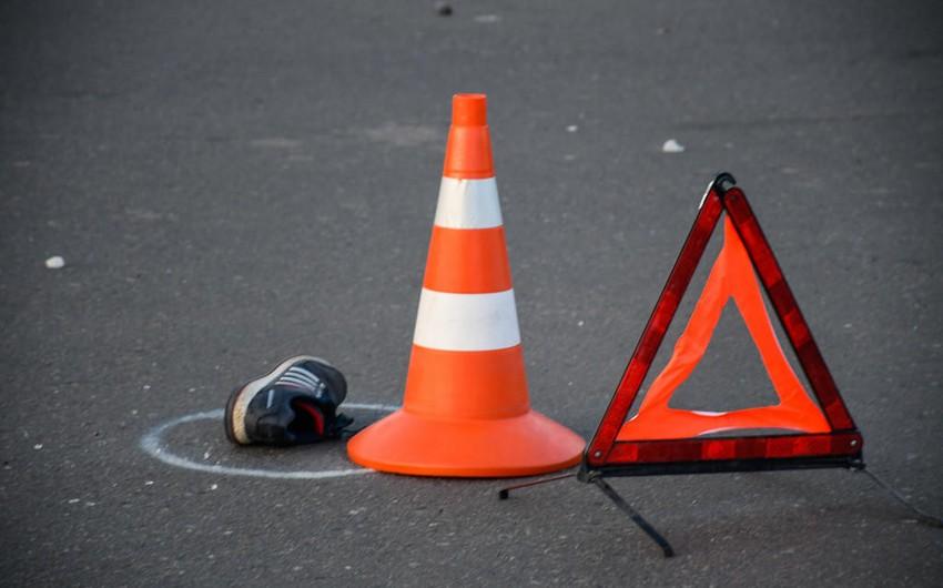 Bakıda avtomobil  11 yaşlı yeniyetməni vurdu