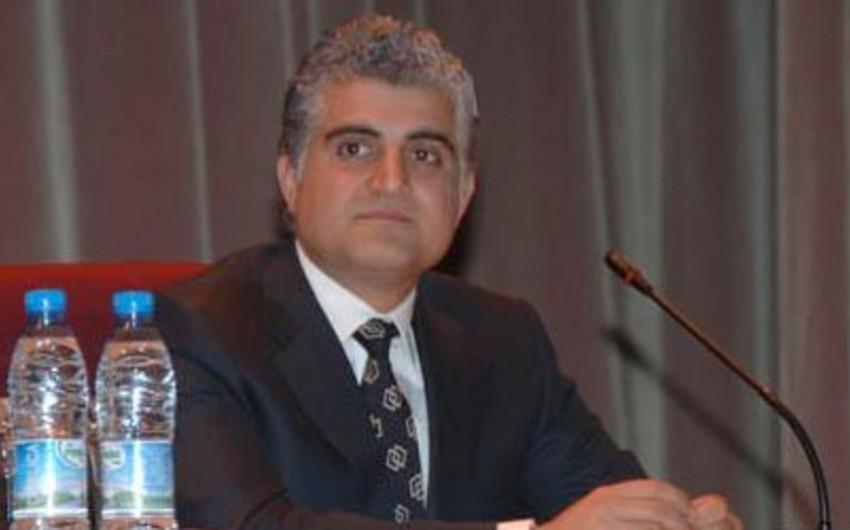 Вице-президент футбольного клуба Карабах встретился с официальным представителем УЕФА