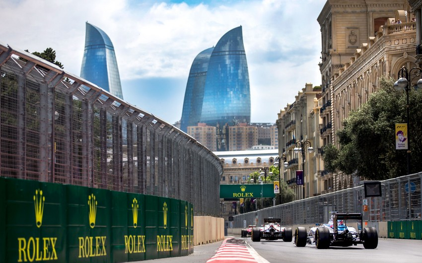 Formula 1 to be held in Baku without spectators