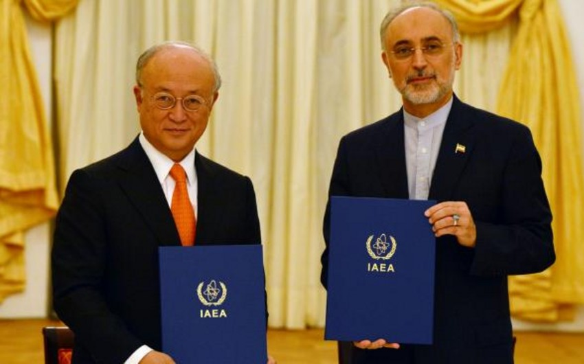 İranla AEBA anlaşma imzalayıb