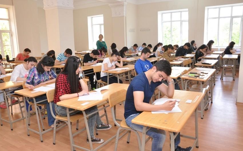 Ali təhsil müəssisələrinin və AMEA-nın magistraturalarına qəbul üçün proqram seçimi başa çatır