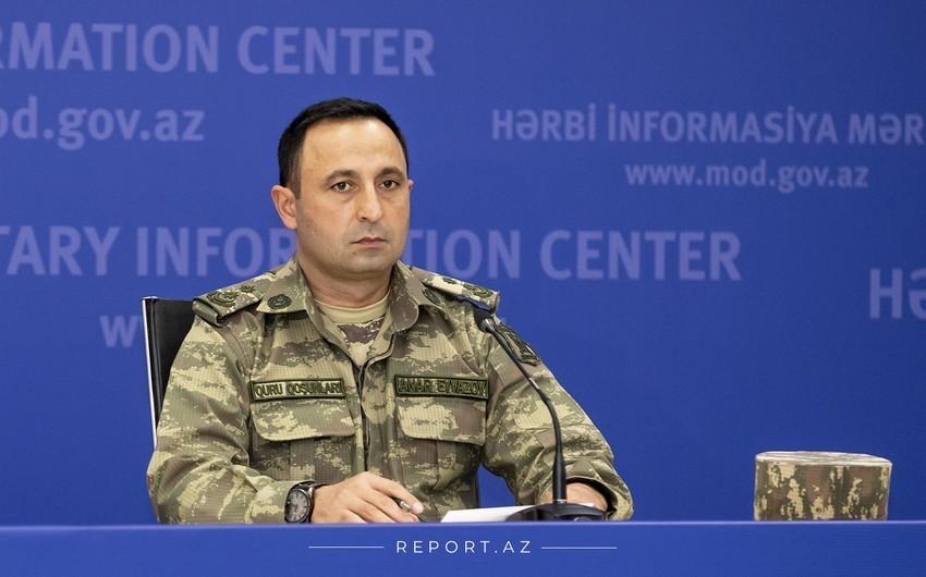 Минобороны Азербайджана: Мы не отступили ни на шаг, направление - Карабах!