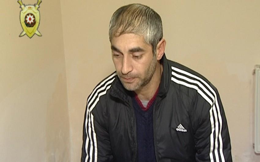 Sumqayıt sakininin evindən 3 kq heroin aşkarlanıb