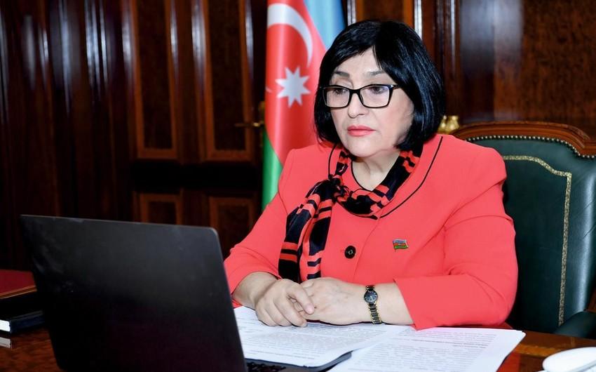 Milli Məclisin Sədri videokonfrans formatında seçicilərin qəbulunu keçirdi