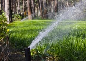 В Баку используют очищенные сточные воды для орошения