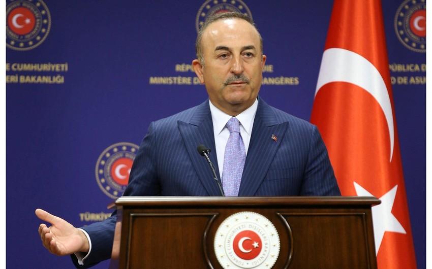 Mövlud Çavuşoğlu Ermənistana çağırış edib