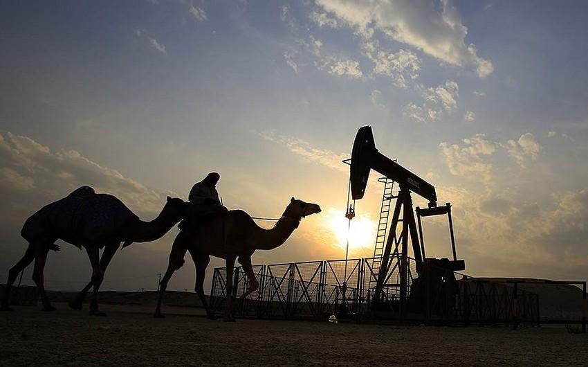 Стоимость нефти марки Brent опустилась до $46,90 за баррель