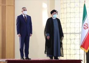 Премьер-министр Ирака прибыл в Тегеран