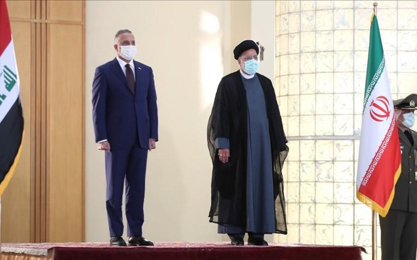 İraqın baş naziri Tehrana gedib