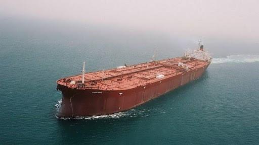 Belarus üçün Azərbaycan nefti ilə dolu tanker Odessa limanına çatıb