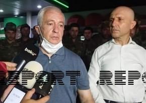 FHN-in generalı Türkiyənin Dənizli bölgəsindəki yanğınlardan danışıb
