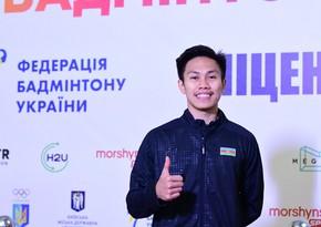 Впервые азербайджанский бадминтонист выступит на Олимпиаде