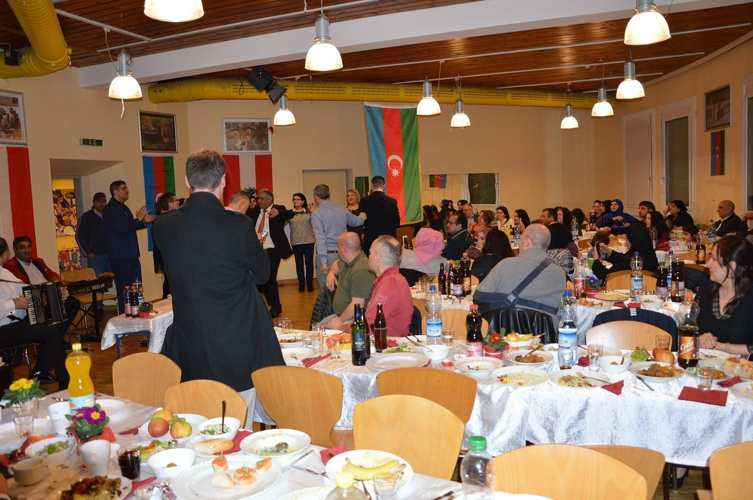 Azerbaijani Diaspora celebrates Novruz in Austria