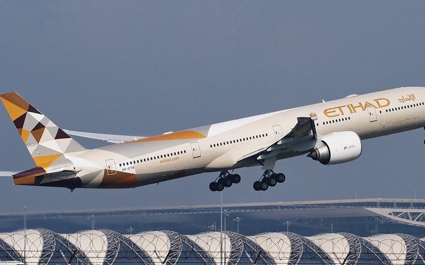 """""""Etihad Airways""""in pilotu uçuş zamanı ölüb"""