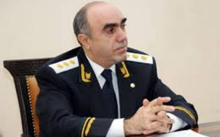 Azərbaycan baş prokuroru vətəndaşları on-line rejimində qəbul edib