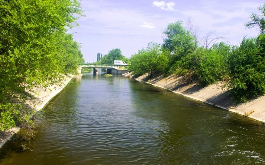 Göyçayda su kanalının bəndi uçub, iki rayon susuz qalıb