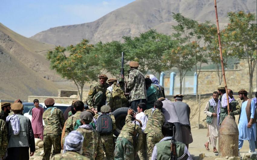 Сопротивление в Панджшере заявило о возвращении контроля над районом Парьян