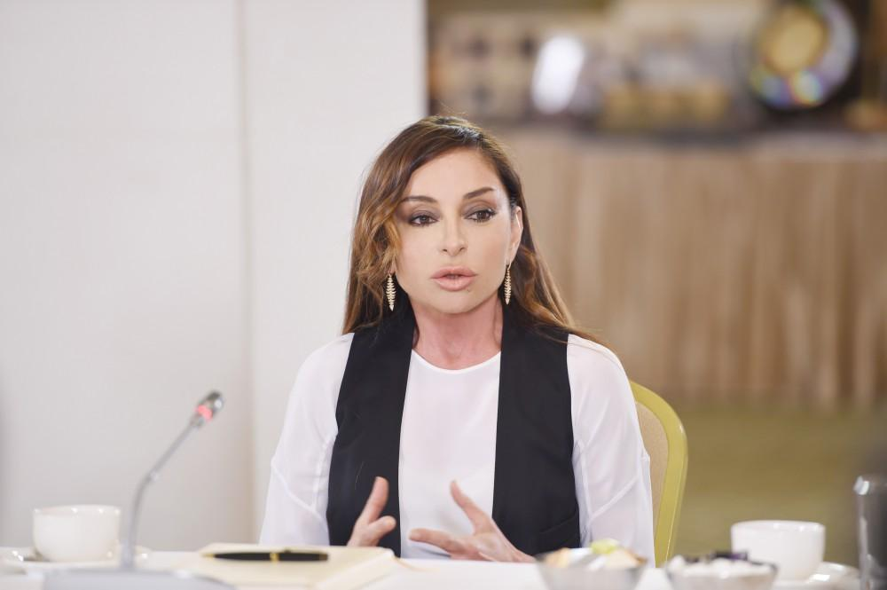 First VP Mehriban Aliyeva: April battles demonstrated power of Azerbaijani state, unity of people