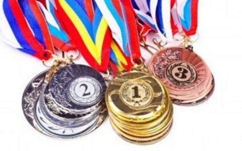 Azerbaijani athletes set up record in number of medals in 2014