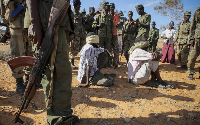 """Somalidə """"Aş-Şabab""""ın terrorçuları zərərsizləşdirilib"""