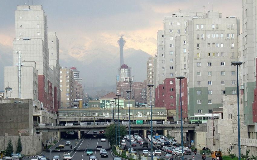 Tehranda 3 nəfər metro tikintisindəki uçqun zamanı ölüb