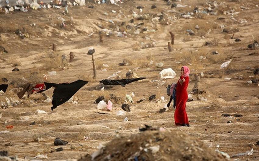 İraqda İŞİD-in kütləvi qətlə yetirdiyi 643 nəfərin dəfn edildiyi qəbristanlıq aşkarlanıb - FOTO