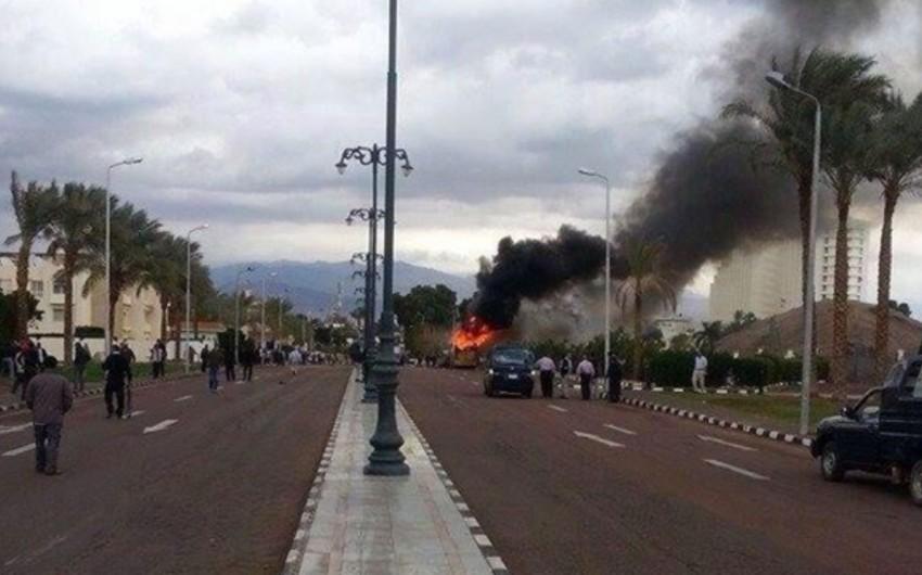 В результате взрыва на юге Египта пострадали пять человек