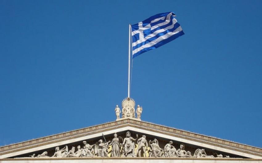 Yunanıstanın bank sistemində cəmi 1 milyard avro qalıb
