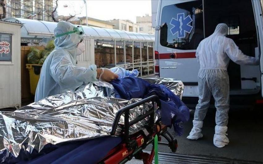 İranda koronavirusdan ölənlərin sayı 6 091-ə yüksəldi