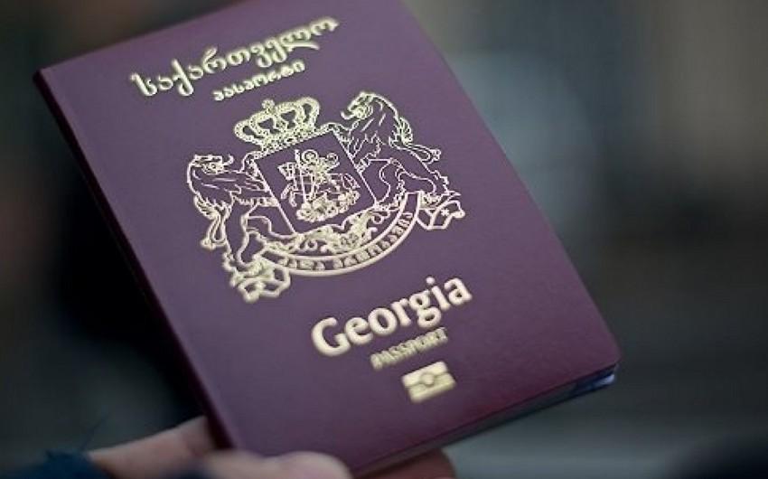 Gürcüstanda pasportlara milliyyət qrafasının əlavə edilməsi təklif olunur