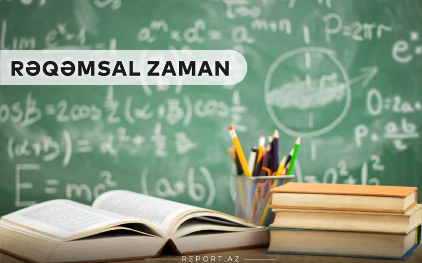 """""""Rəqəmsal zaman"""": Təhsilimizi gələcəkdə nə gözləyir?"""