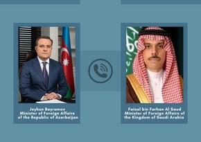 Azərbaycanla Səudiyyə Ərəbistanı arasında əməkdaşlığın genişləndirilməsi imkanları müzakirə olunub