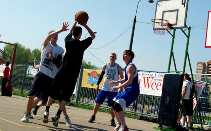 NBA basketbolçusu Bakıda stritbol üzrə master-klass keçirəcək