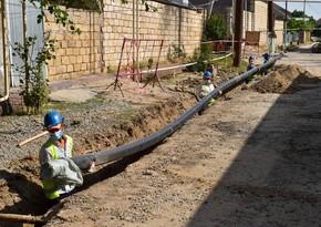 Bakıda yaşayış komplekslərinin 85 %-i kanalizasiya şəbəkəsi ilə təmin olunacaq