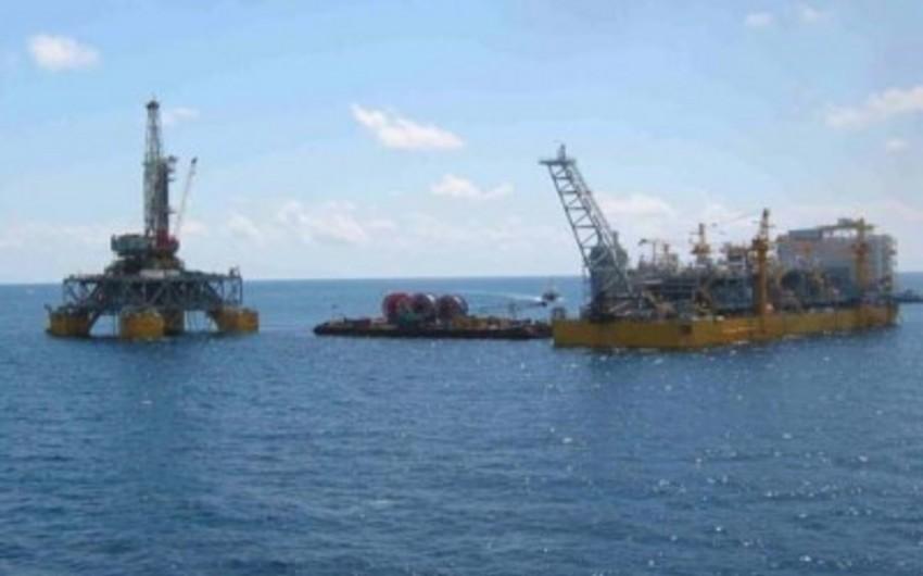 """Bu il """"Qum-dəniz"""" yatağında neft hasilatının artacağı proqnozlaşdırılır"""