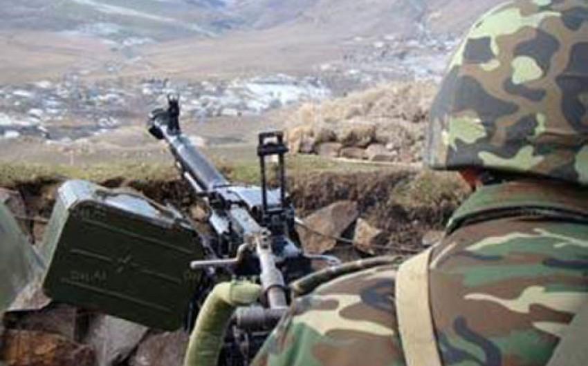 Azərbaycan ordusu düşmən mövqelərinə 208 atəş zərbəsi endirib